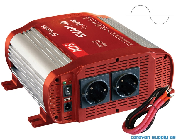 Bilde av Omformer NDS Smart-In m/IVT SP2000I 2000W ren