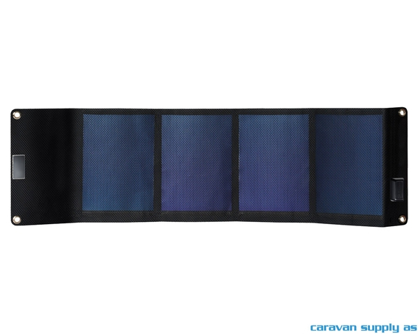 Bilde av Solar Panel GP 5W 5V m/1,5m mikro USB kabel
