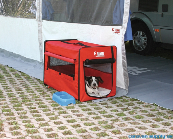Bilde av Hundebur Fiamma Carry-Dog sammenleggbar