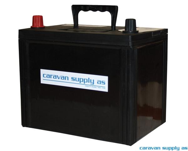 Bilde av Batteri 80A PA531 inkl. miljøavgift pol opp