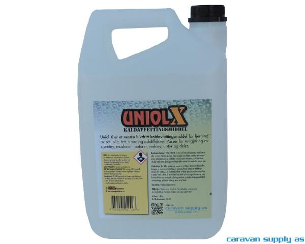 Bilde av Avfettingsmiddel Uniol X 5l