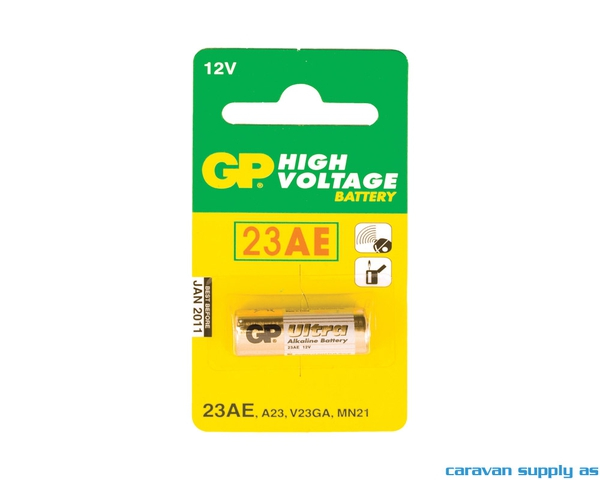 Bilde av Batteri GP Ultra 23AE alkalisk spesialbatteri