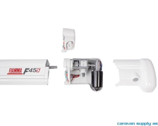 Bilde av Motor Kit F65S sølvgrå