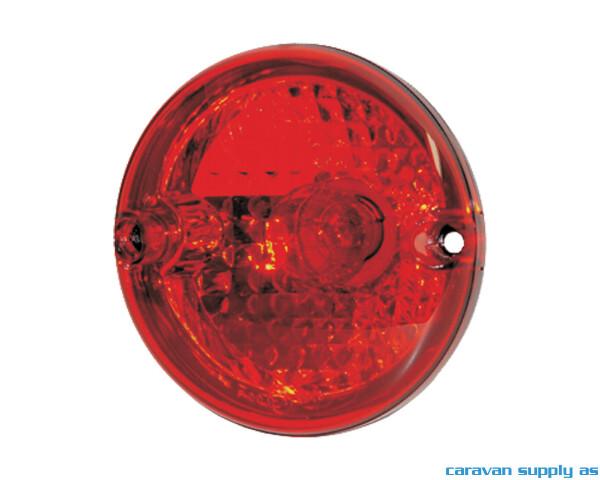 Bilde av Tåkelys Jokon serie 710 Ø95mm rød