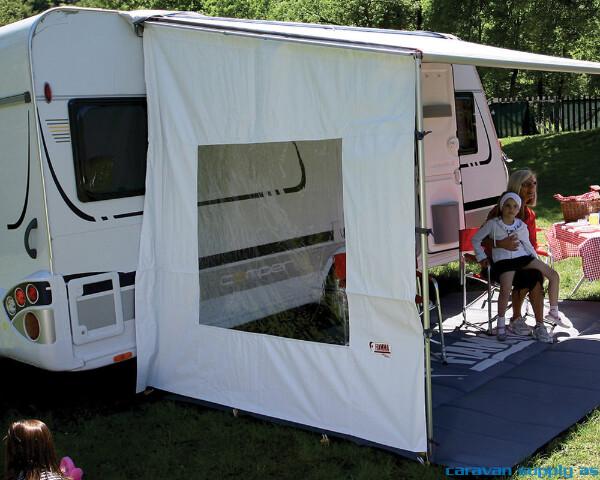 Bilde av Sidevegg Side W Caravanstore m/vindu