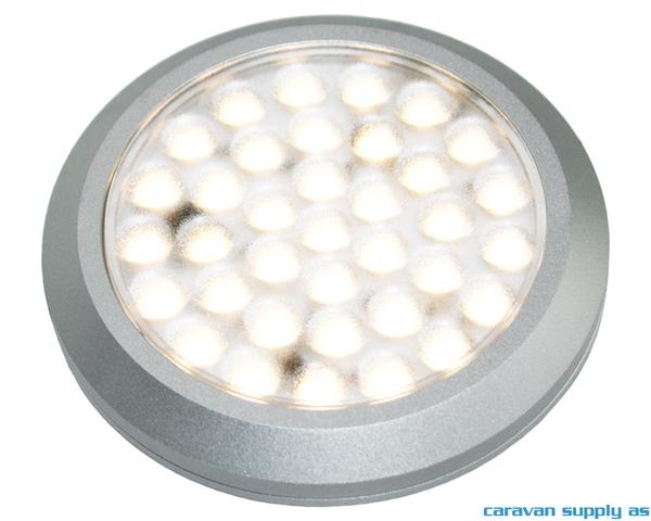 Bilde av Lampe Bern Touch Spot LED 2,4W (15W) Ø70x10mm 12V