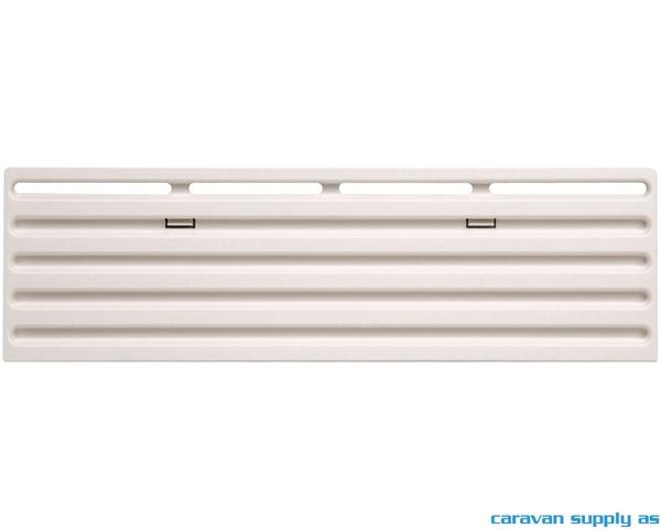 Bilde av Vinterdeksel Thetford liten 435x130mm hvit