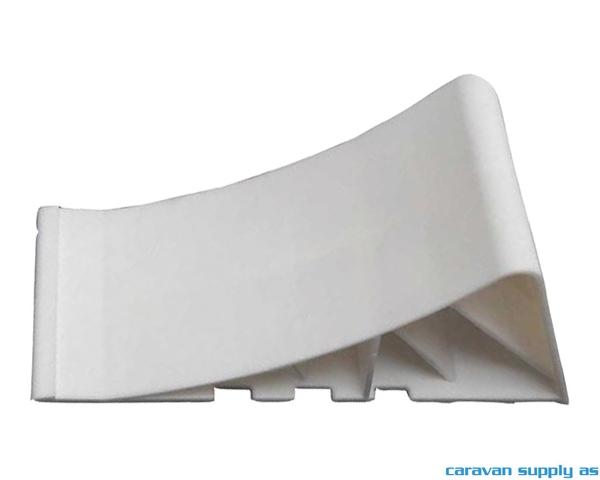 Bilde av Chock PVC hvit