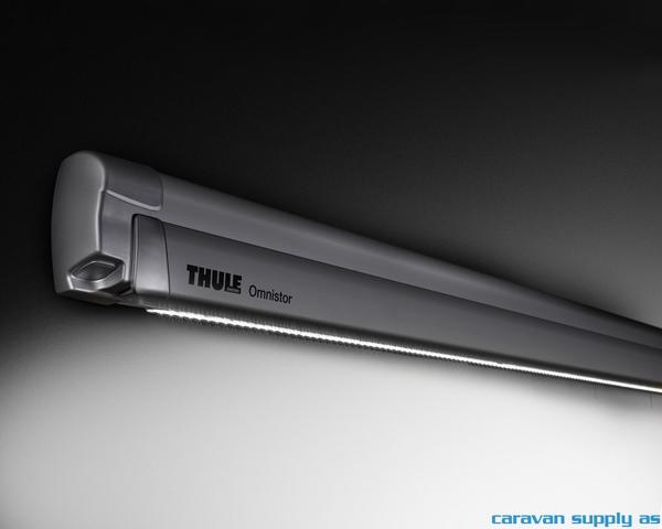 Bilde av Lysstripe Thule LED 12V m/1m kabel+tape vanntett