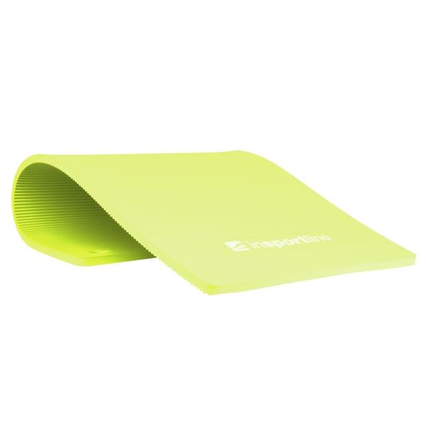 Bilde av Treningsmatte inSPORTline Profi 100 cm - Grønn