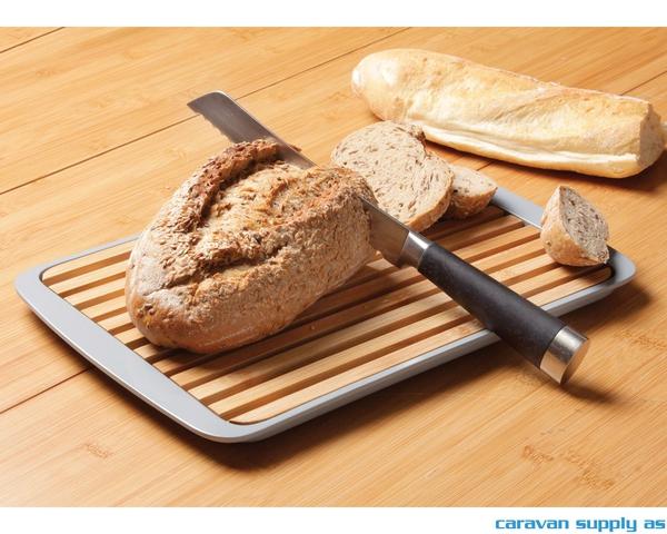 Bilde av Skjære- og serveringsbrett Brunner 36x24cm