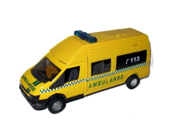 Bilde av TEAMA – Norsk ambulanse  m/lyd (20cm)