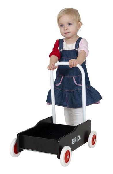 Bilde av BRIO - klassisk lær-å-gå vogn - 31351