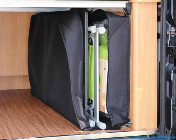 Bilde av Bag Hindermann til campingmøbler116x66x30cm svart