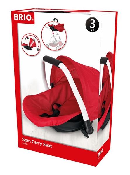 Bilde av BRIO Spin bærestol for store dukker