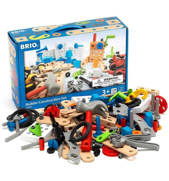 Bilde av BRIO Builder 34587 bygg- og konstruksjonssett -
