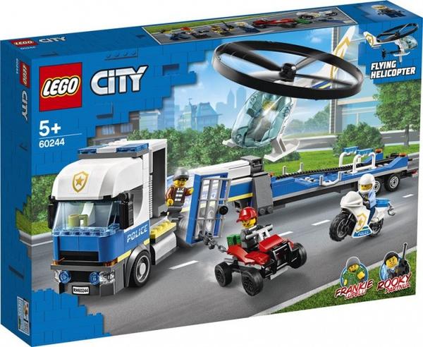 Bilde av LEGO City Police 60244 Politiets