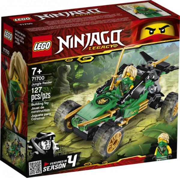 Bilde av LEGO Ninjago 71700 Jungelbuggy