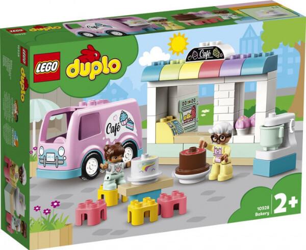 Bilde av LEGO DUPLO Town 10928 Bakeri