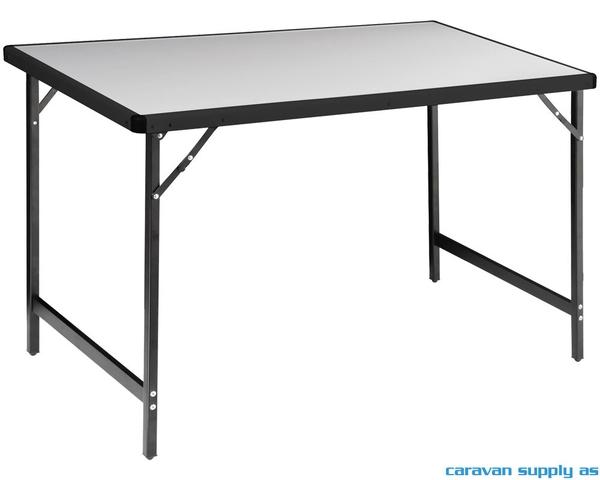 Bilde av Campingbord Brunner Torun 4 110x62cm grå/svart