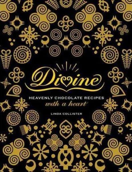 Bilde av Lekker oppskriftsbok på sjokolade fra Divine