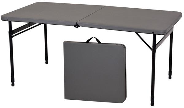 Bilde av Klappbord sammenleggbart bord 120x60cm