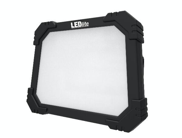 Bilde av Arbeidslampe LED frostet 47W