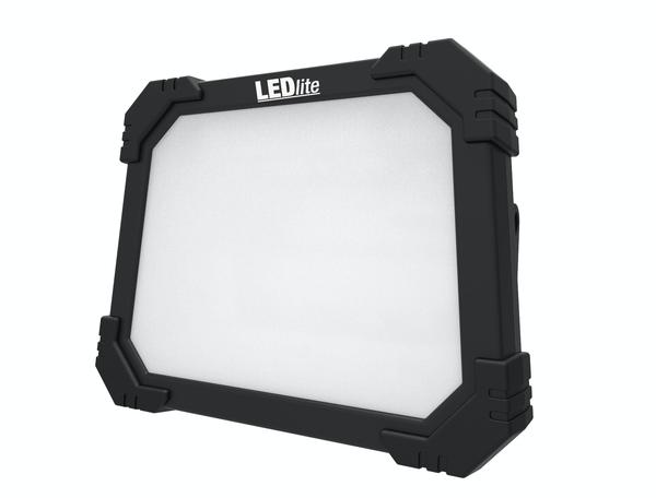 Bilde av Arbeidslampe LED frostet 24W