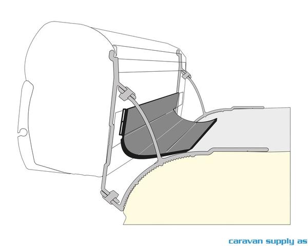 Bilde av Gummilist til F45S/F35 Pro til Van L:300cm