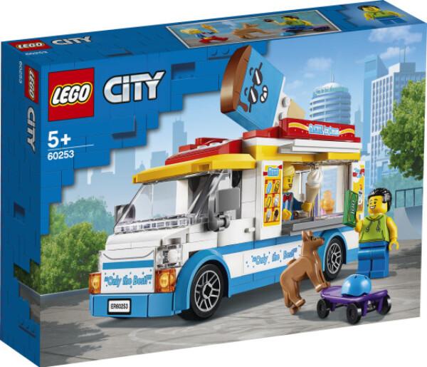 Bilde av LEGO City Great Vehicles 60253 Isbil