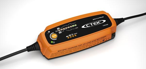 Bilde av Ctek batterilader MXS 5.0 Polar