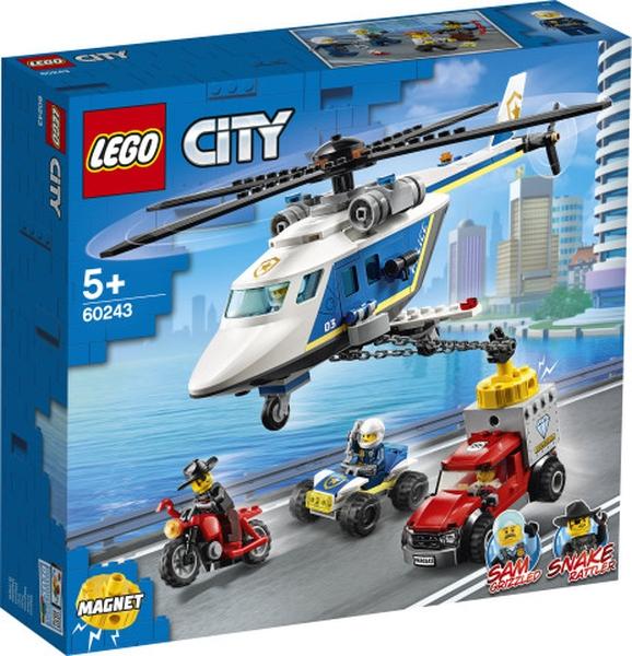Bilde av LEGO City Police 60243 Politiets