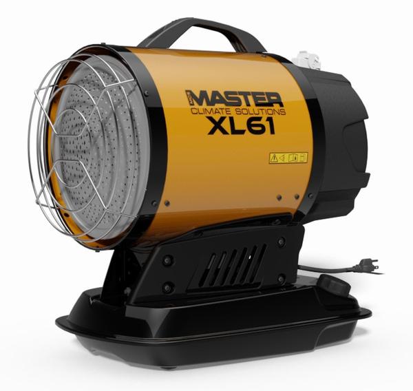 Bilde av Master byggtørke infrarød XL61 17 KW