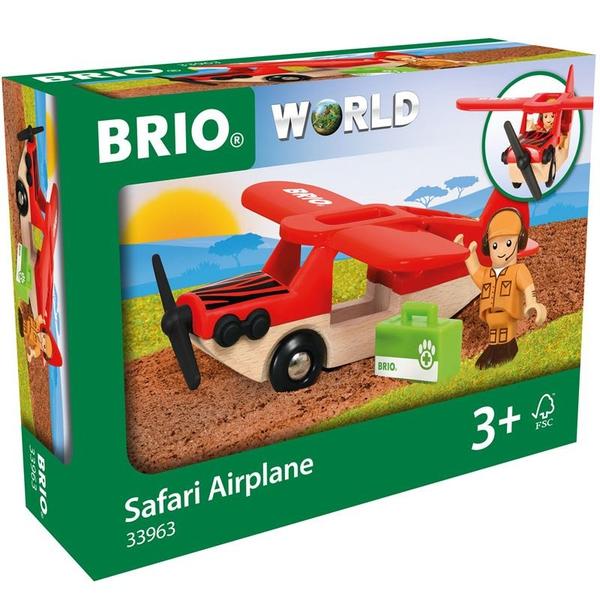 Bilde av BRIO Safarifly 33963