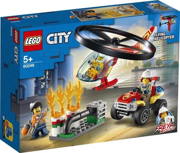 Bilde av LEGO City Fire 60248 Brannvesenets
