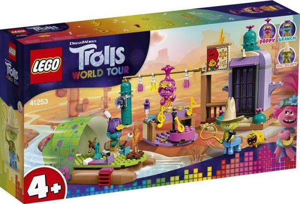Bilde av LEGO Trolls 41253 Husflåter på eventyr