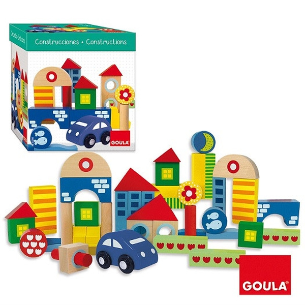 Bilde av GOULA – TREKLOSSER – 41 DELER