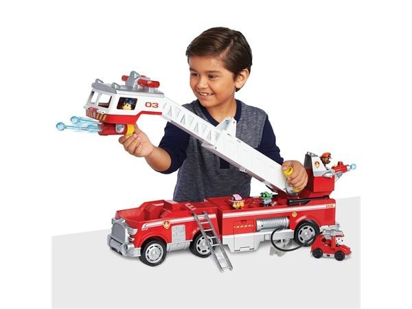 Bilde av Paw Patrol Ultimate Rescue brannbil
