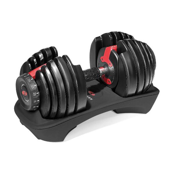 Bilde av PowerGym justerbar manual 5-40kg