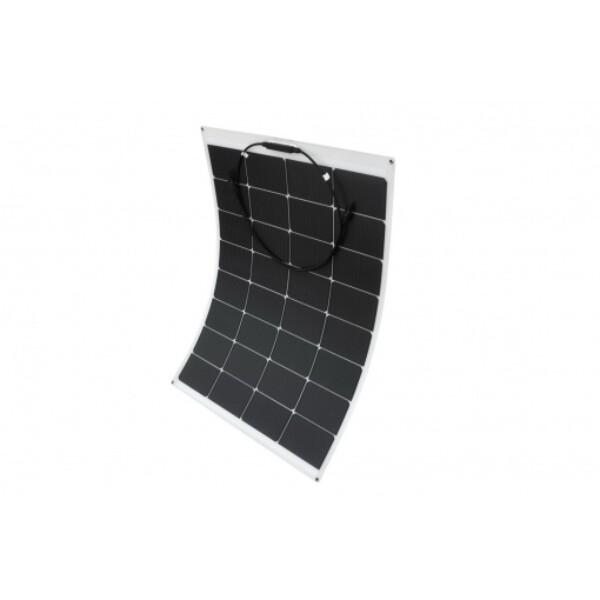 Bilde av SKANBATT Fleksibelt Solcellepanel Mono 80W