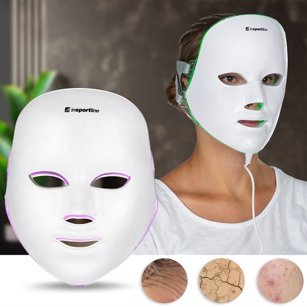 Bilde av LED Face Mask Light Therapy inSPORTline Manahil