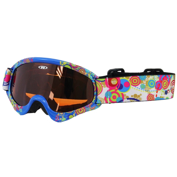 Bilde av Slalombriller goggles WORKER Sterling Barn blå