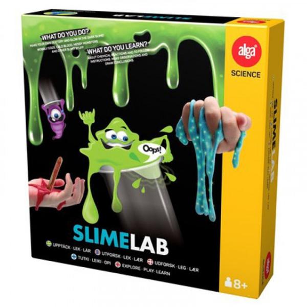 Bilde av Alga Science - Slim Lab Eksperimentsett