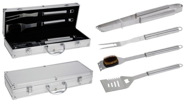 Bilde av Grillverktøy sett i koffert