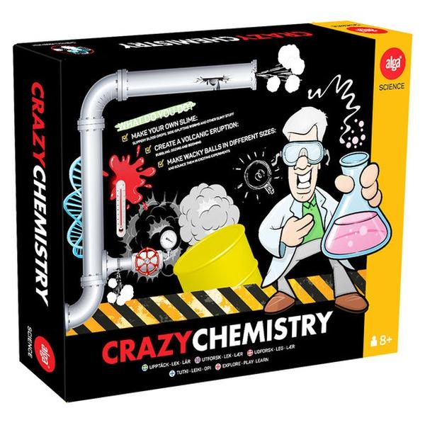 Bilde av Alga Science Crazy Chemistry