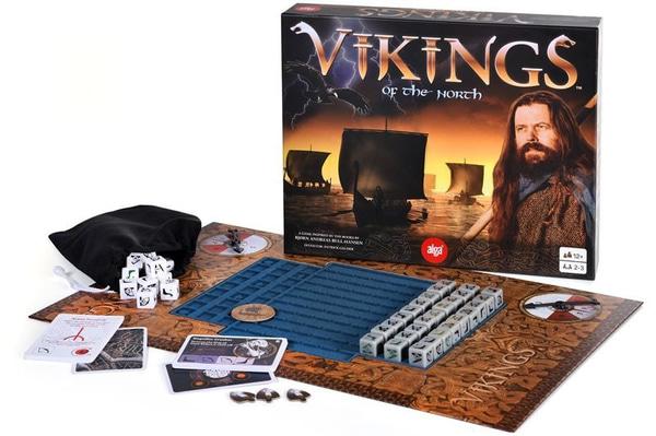 Bilde av Alga strategispill -Vikings of the North