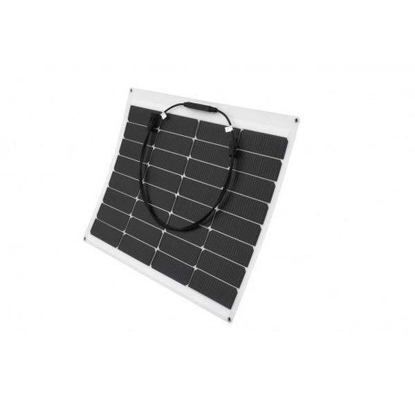 Bilde av SKANBATT Solcellepanel Fleksibelt Mono 55W