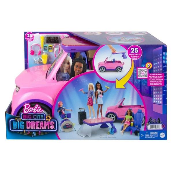 Bilde av Barbie Big City Big Dreams - Transforming SUV