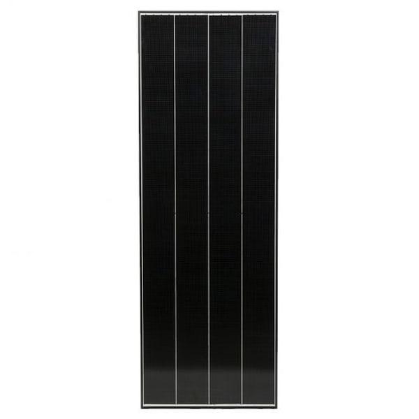 Bilde av WATTSTUNDE Solcellepanel WS160BL BLACKLINE 160W