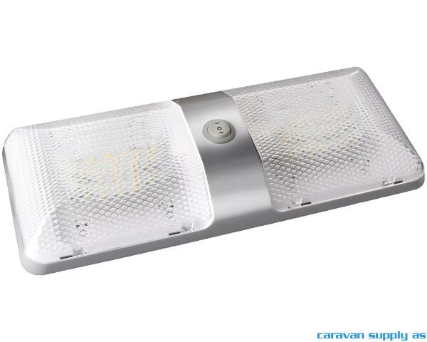 Bilde av Lampe Brunner Libra LED sølvgrå
